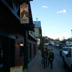 Photo taken at Easy Street Brasserie by David H. on 3/13/2012