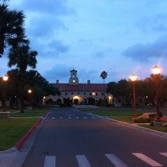Photo taken at Texas A&M University-Kingsville by Felix S. on 4/30/2012