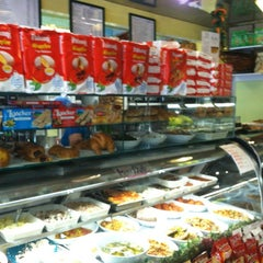 Photo taken at Mini Deli by YourNYAgent on 6/7/2012
