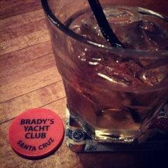 Photo taken at Brady's Yacht Club by katherine c. on 7/17/2012