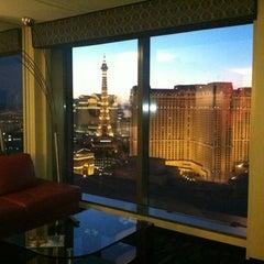 Photo taken at Elara, Hilton Grand Vacations-Center Strip by Lori on 6/16/2012