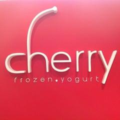 Photo taken at Cherry Frozen Yogurt by Alan M. on 6/6/2012