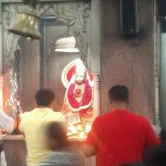 Photo taken at Sri hanuman temple by Himanshu S. on 5/22/2012