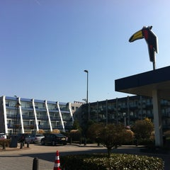 Photo taken at Van der Valk Hotel Schiphol by João C. on 3/28/2012