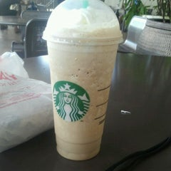 Photo taken at Starbucks by Andrew-Kayne S. on 4/26/2012
