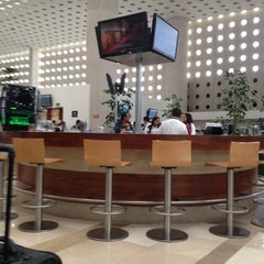 Photo taken at Salón Premier Aeromexico by Constanza F. on 5/12/2012