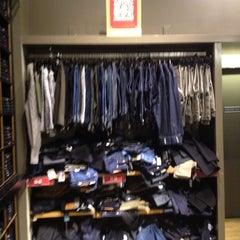 Photo taken at Levi's Store by Won Ha J. on 6/17/2012