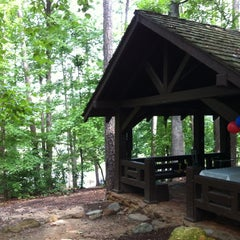 Photo taken at Paris Mountain State Park by Rob T. on 7/21/2012