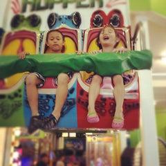 Photo taken at Trafalga Fun Center by makeupbylaa.com on 4/26/2012