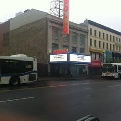 Photo taken at Apollo Theater by Tyrone M. on 5/1/2012