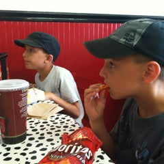 Photo taken at Firehouse Subs by Jason C. on 6/15/2012
