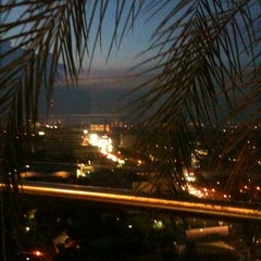 Photo taken at Citilites Sky Club & Bistro by Theresia S. on 2/15/2012