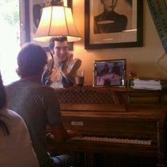 Photo taken at Joni's Coffee Roaster Cafe by Josh P. on 6/17/2012