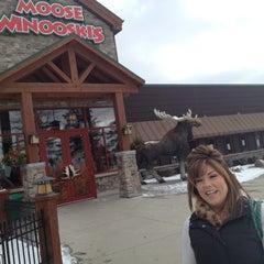 Photo taken at Moose Winooski's by Allan M. on 2/19/2012