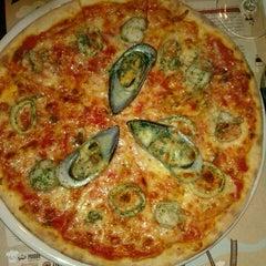 Photo taken at Mozzarella Bar by Elena K. on 9/27/2011