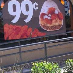 Photo taken at Taco Bell by Dan S. on 12/28/2011