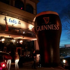 Photo taken at Fadó Irish Pub & Restaurant by James G. on 2/17/2012