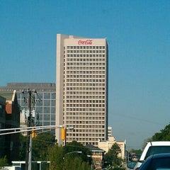 Foto tomada en Coca-Cola Headquarters por Misti E. el 9/12/2011