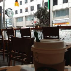 Photo taken at Starbucks Coffee 札幌グランドホテル店 by Masaki N. on 3/12/2012