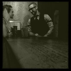 Photo taken at Gaslamp Speakeasy by Mike F. on 3/14/2012