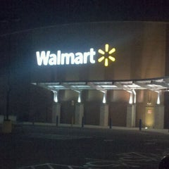 Photo taken at Walmart Supercenter by Tom L. on 12/13/2011