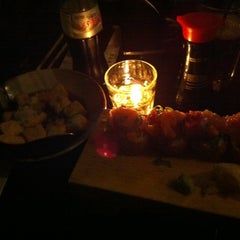 Photo taken at Sushi Bar Bazel (סושי בר בזל) by Michal R. on 3/11/2011