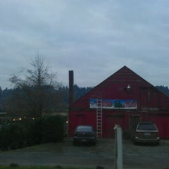 Photo taken at McMurtrey's Red-Wood Christmas Tree Farm by Claudette V. on 12/3/2011