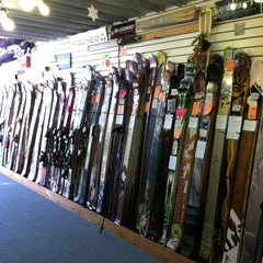 Photo taken at California Ski Company by Jenny M. on 1/14/2012