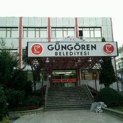 Photo taken at Güngören Belediyesi by Cemil S. on 10/4/2011