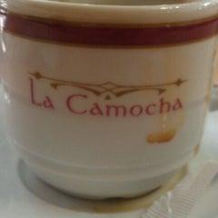 Photo taken at La Camocha by Diego P. on 1/14/2012