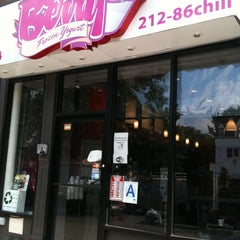 Photo taken at Chill Berry by Jay F. on 9/13/2011