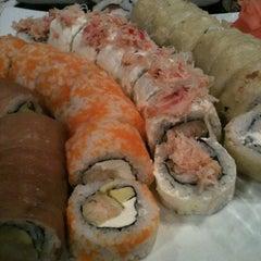 Photo taken at Tobu Sushi by Josefina M. on 8/24/2012