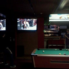 Photo taken at Sidebar by the cage m. on 4/21/2012