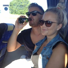 Photo taken at Swebus Stockholm - Arlanda by Heidi H. on 7/27/2012