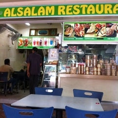 Photo taken at Al-Salam Restaurant by ,7TOMA™®🇸🇬 S. on 5/26/2012