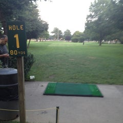 Photo taken at Flushing Meadows Pitch & Putt by Will R. on 8/23/2012