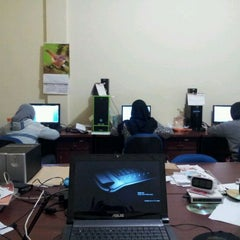 Photo taken at Mega Primavista, IT workshop by Gema P. on 1/11/2012