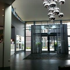 Photo taken at Van der Valk Hotel Amersfoort A1 by Stefan V. on 6/18/2012