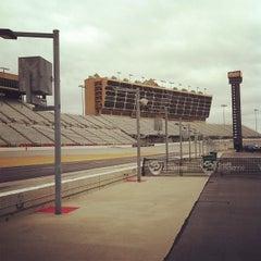 Photo taken at Atlanta Motor Speedway by Alex B. on 11/19/2011