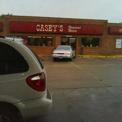 Photo taken at Casey's General Store by Deborah F. on 6/16/2011