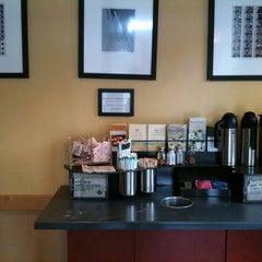 Photo taken at Starbucks by Jennifer C. on 4/1/2011