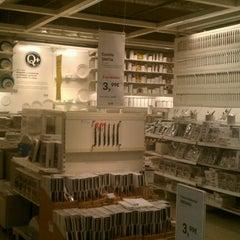 Photo taken at IKEA by Marina K. on 1/24/2012