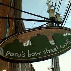 Photo taken at Poco's Bow Street Cantina by Don F P. on 9/10/2011
