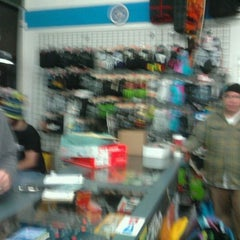 Photo taken at Clark's Snowsports by Isaiah S. on 11/20/2011