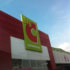Photo taken at Big C (บิ๊กซี) by xmcclassic on 5/13/2012