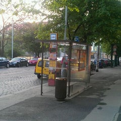 Photo taken at Ortenovo náměstí (tram) by Milan K. on 5/5/2011