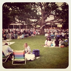 Photo taken at Tanglewood by Charles B. on 8/14/2011
