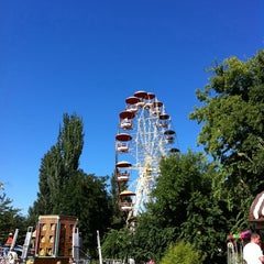 Photo taken at Vidámpark by György J. on 8/20/2011