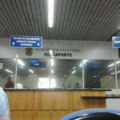 Photo taken at Polícia Federal by Juliana B. on 1/16/2012