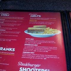 Photo taken at Steak 'n Shake by Dani G on 7/31/2012